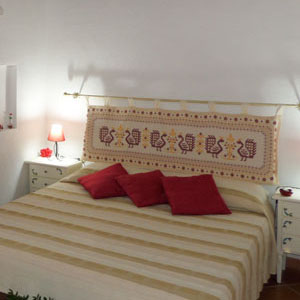 Lodging: Sa Murta apartment, double bedroom